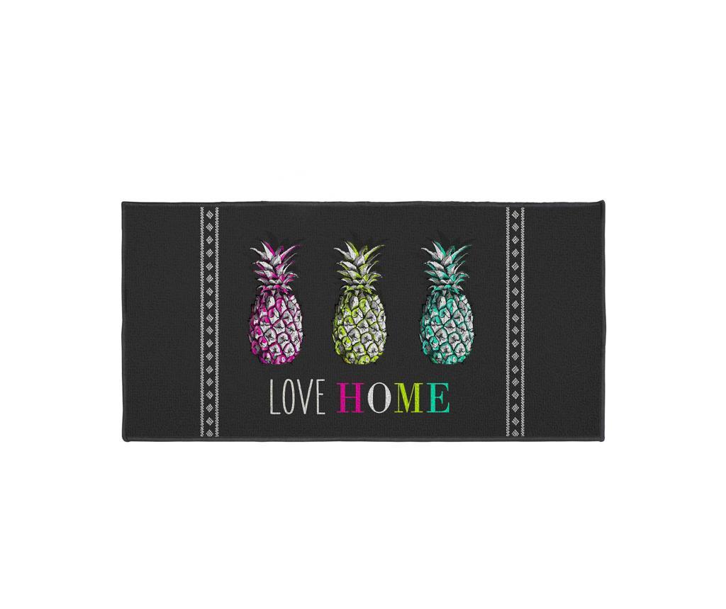 Tepih Love Ananas 57x115 cm