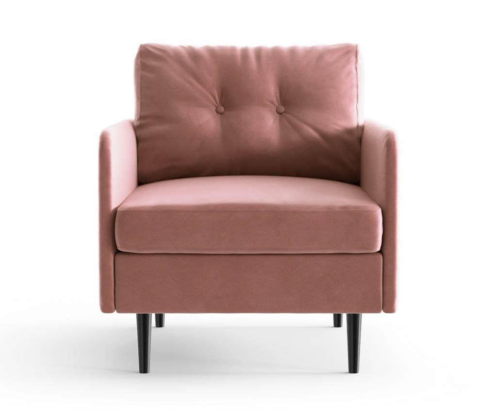Memphis Powdery Pink Fotel
