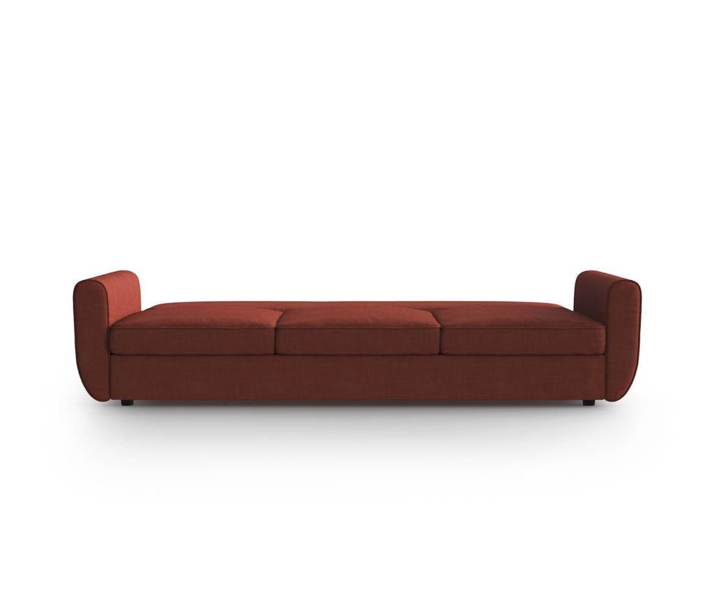 Canapea extensibila 3 locuri Sowden Brick