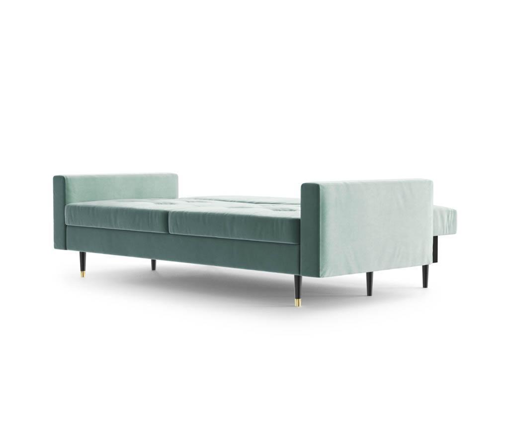 Canapea extensibila 3 locuri Aldo Mint