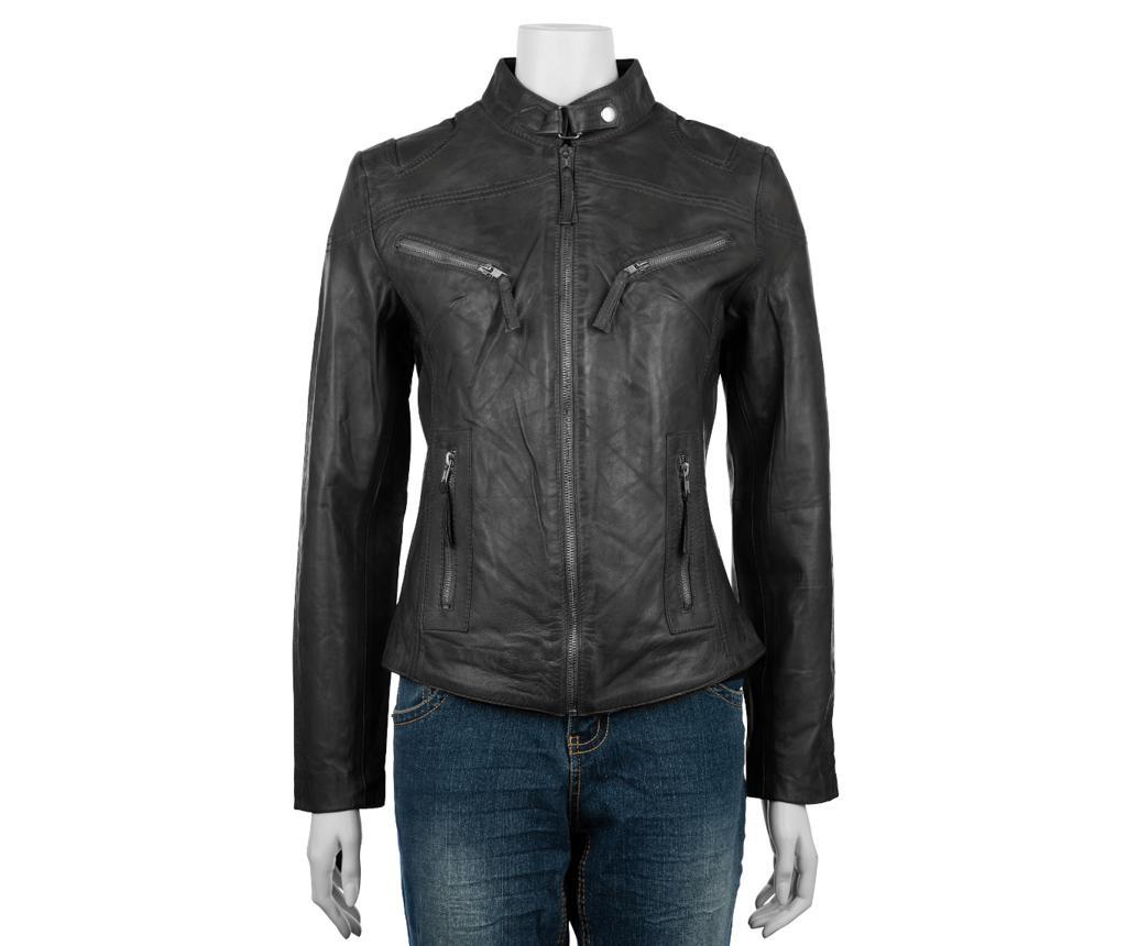 Classic Biker Black Női dzseki XS