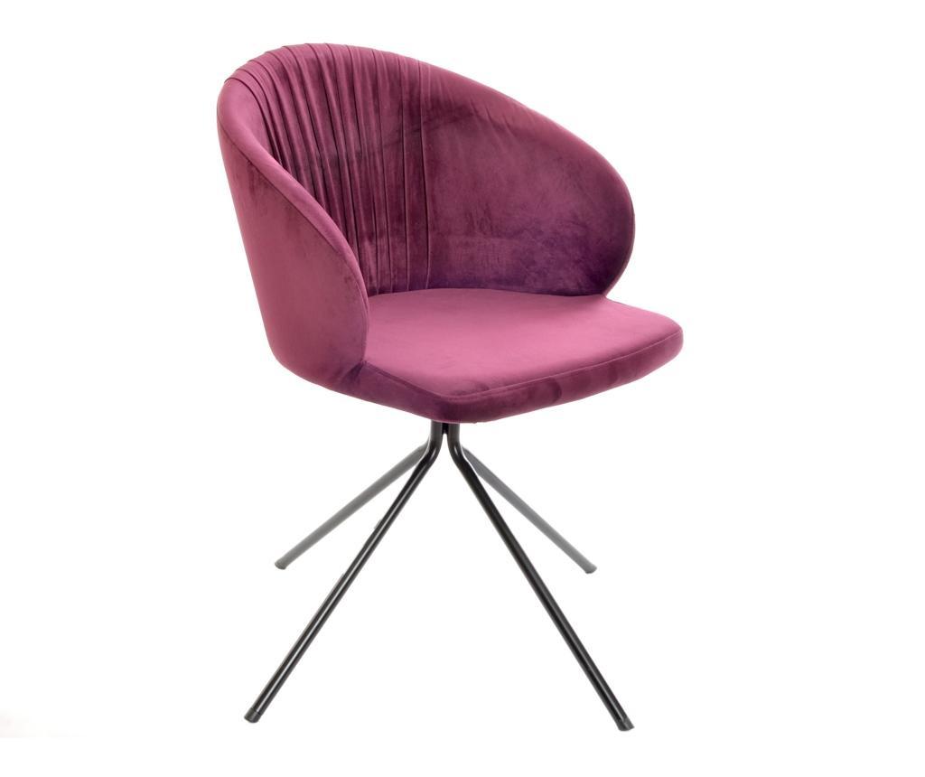 Καρέκλα Glam Bordeaux