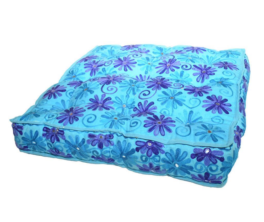 Perna de podea Lescro Blue 60x60 cm