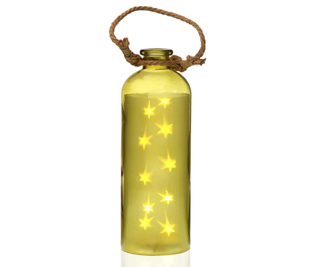 Svetlobna dekoracija Stars Golden
