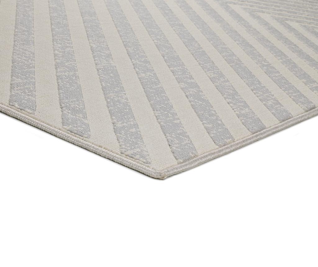 Cannes White Szőnyeg 160x230 cm