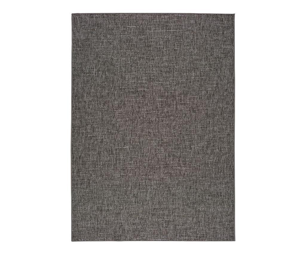 Covor Jaipur Grey & Silver 80x150 cm