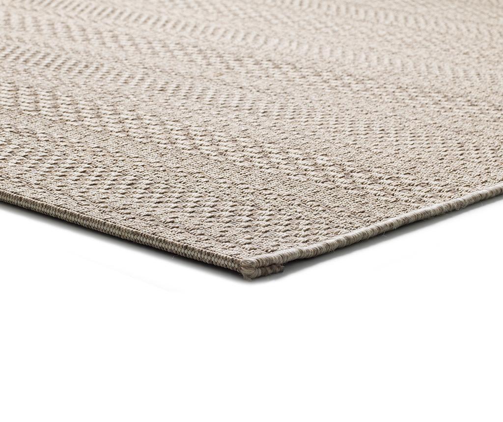 Tenerife Grey & Silver Szőnyeg 160x230 cm