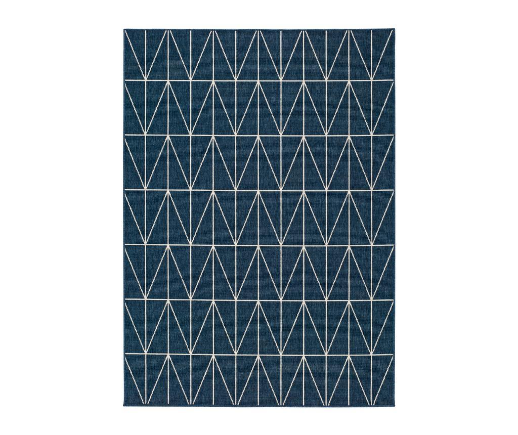 Covor Nicol Blue 160x230 cm