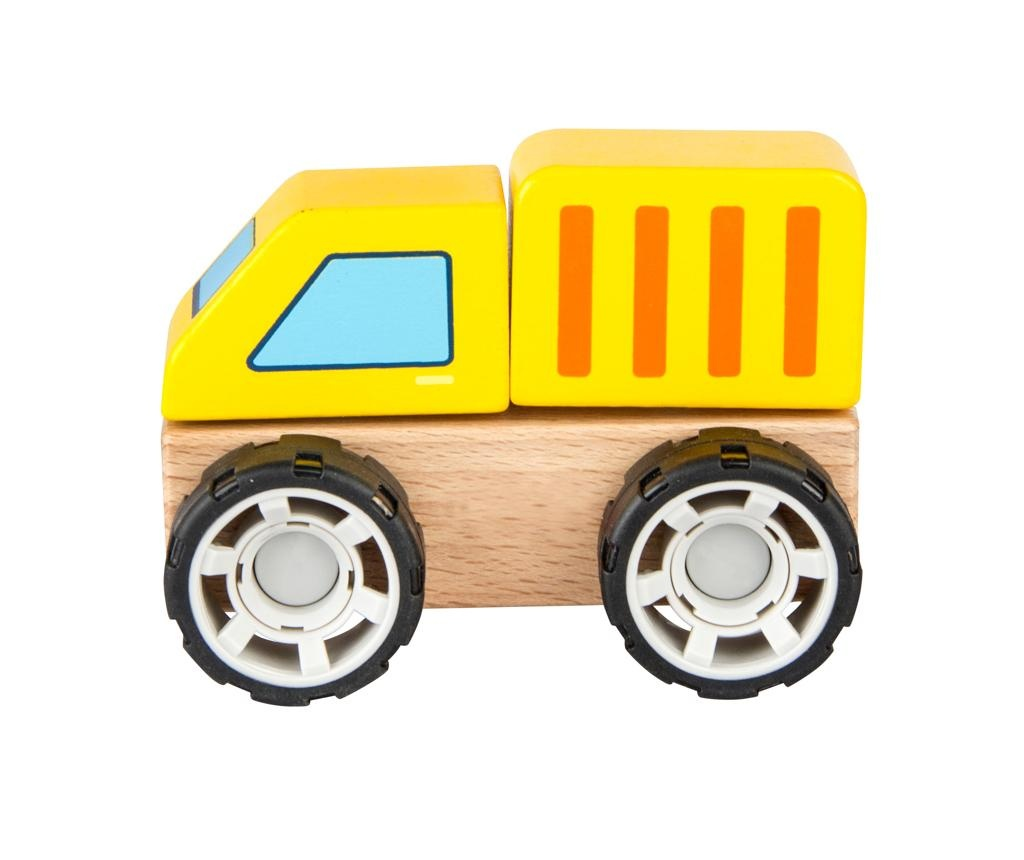 Truck Játék teherautó