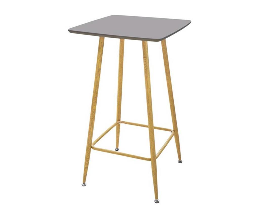 Barski stol Blackus Grey