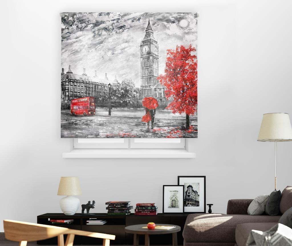 London Art Roletta 120x250 cm