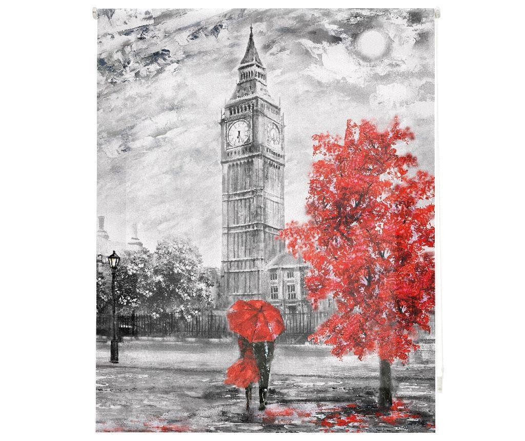 London Art Roletta 180x180 cm