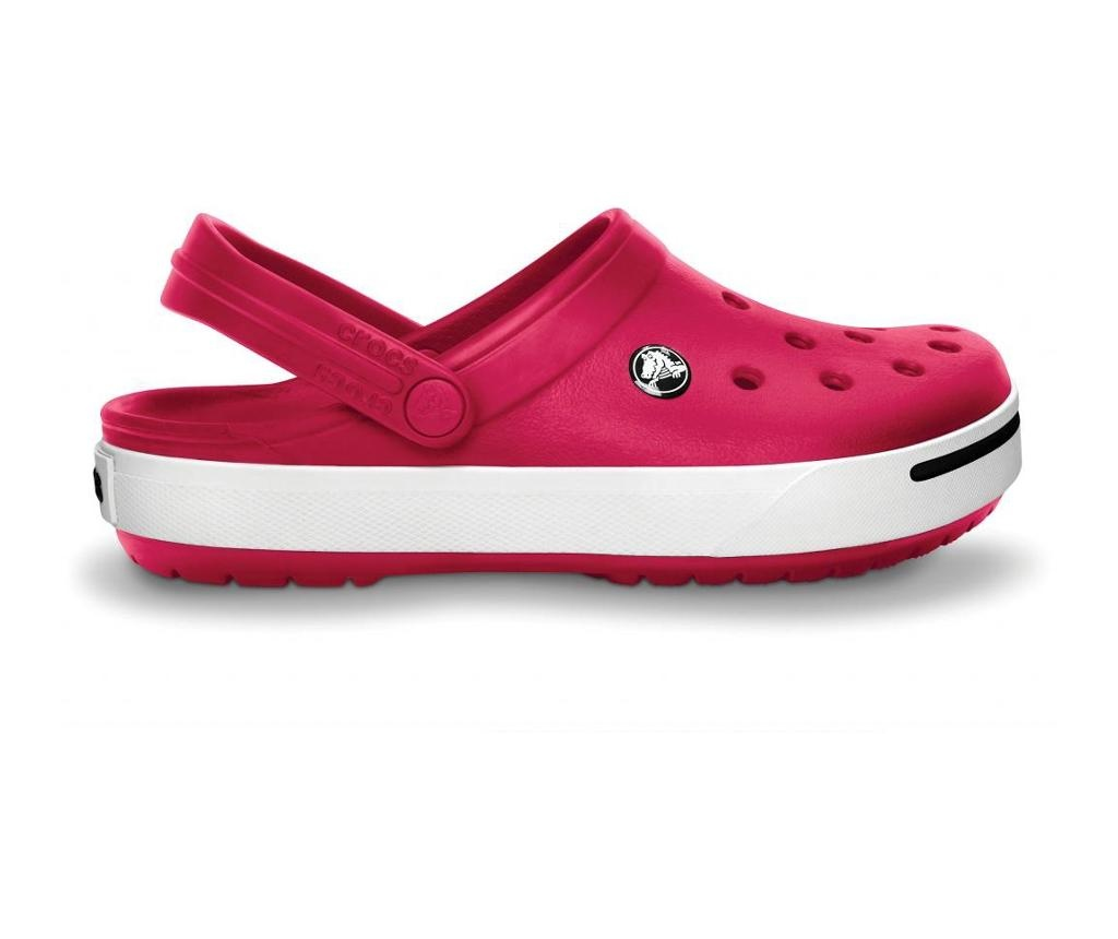 Unisex cokle Crocband II Red 38-39