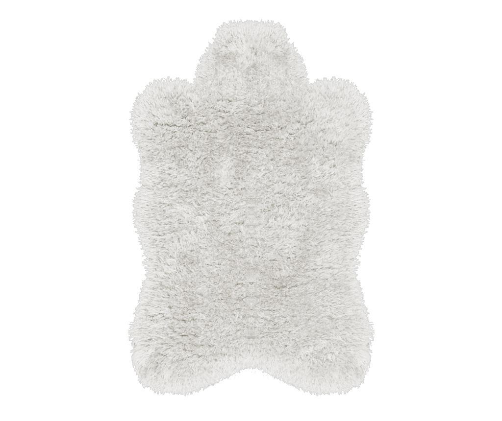 Rohožka Soft Shape White 120x160 cm