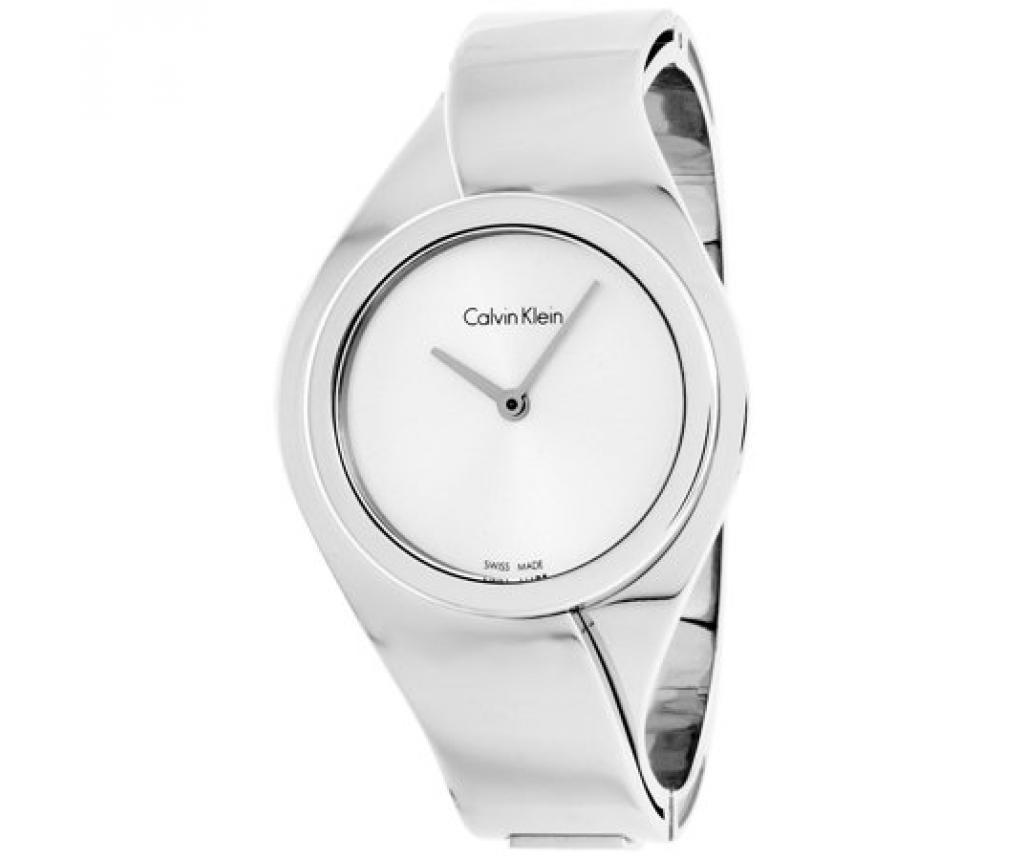 Dámské hodinky Calvin Klein Silver and Silver