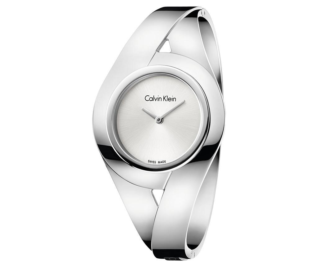 Dámské hodinky Calvin Klein Sensual Silver and Silver Small