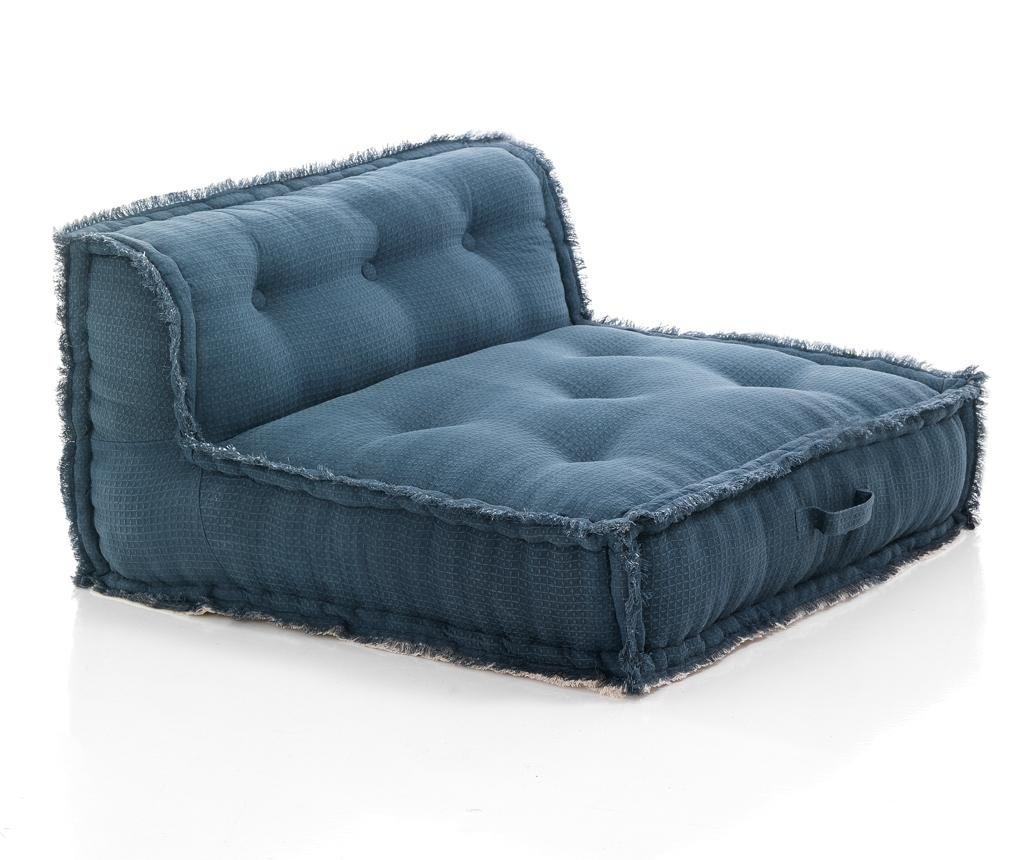 Puf Fancy Blue