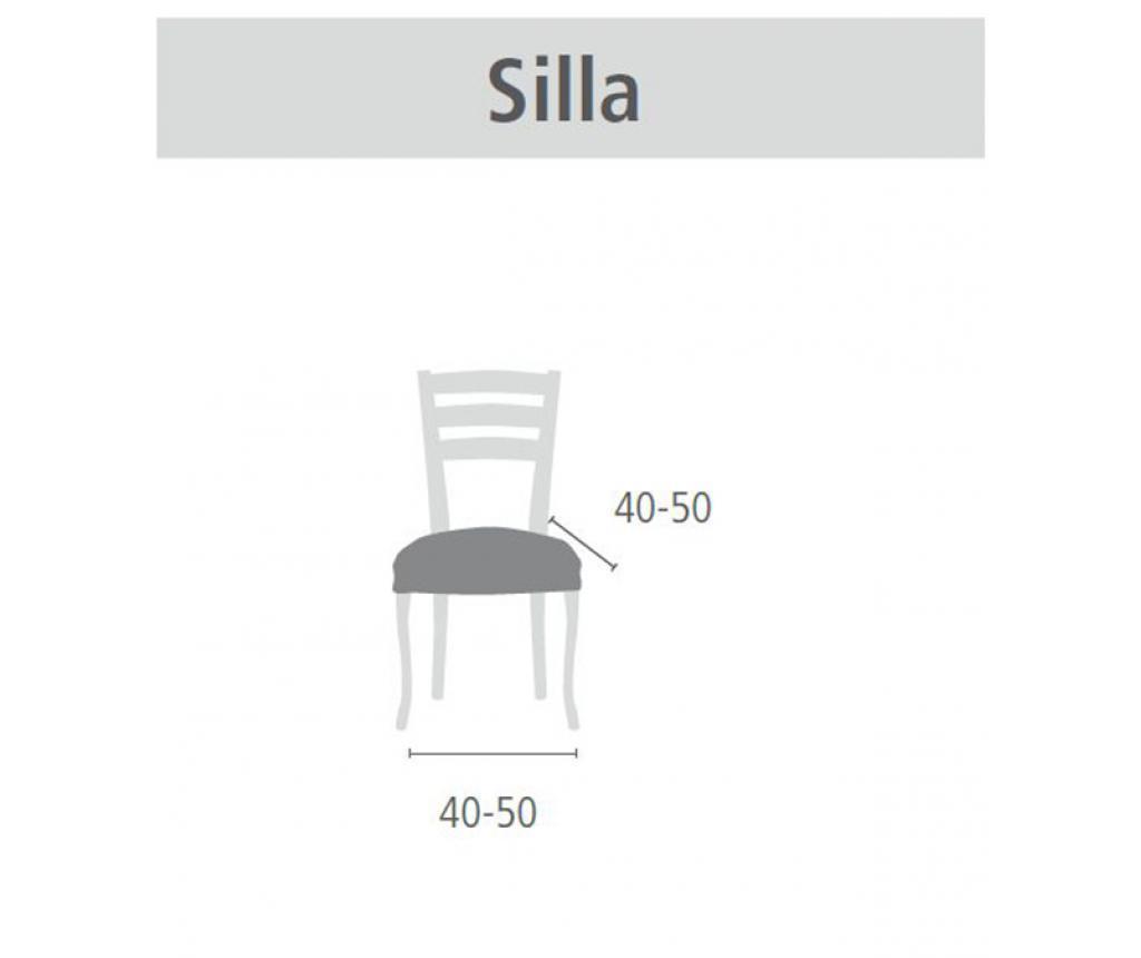 Navlaka za stolicu Iria  Linen 55 cm
