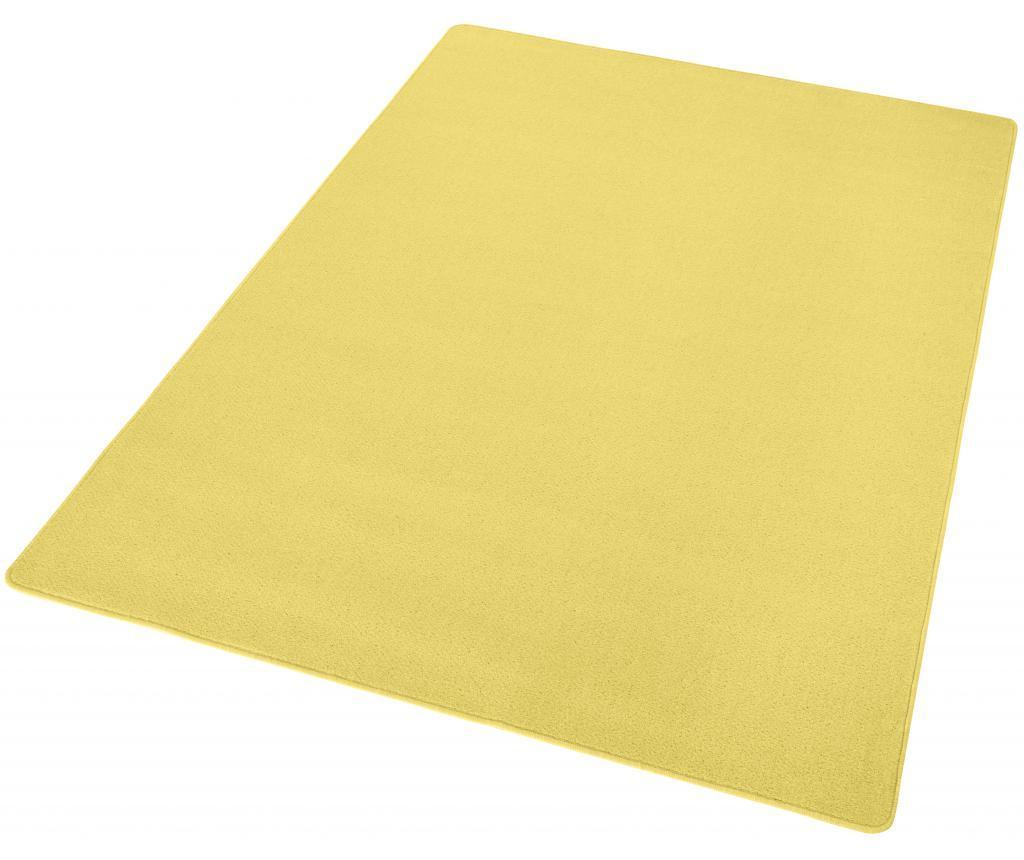 Covor Fancy Yellow 80x150 cm
