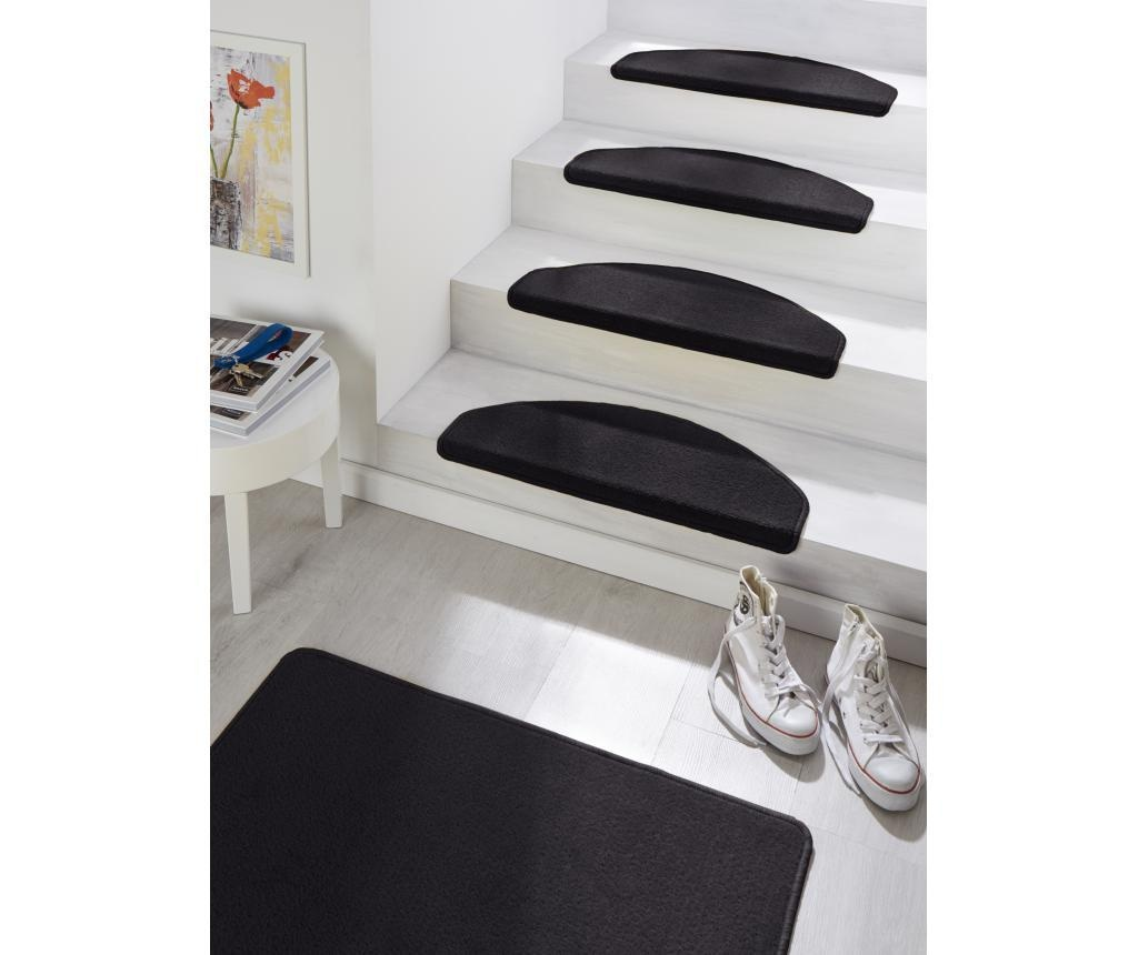 Covor Fancy Black 80x150 cm