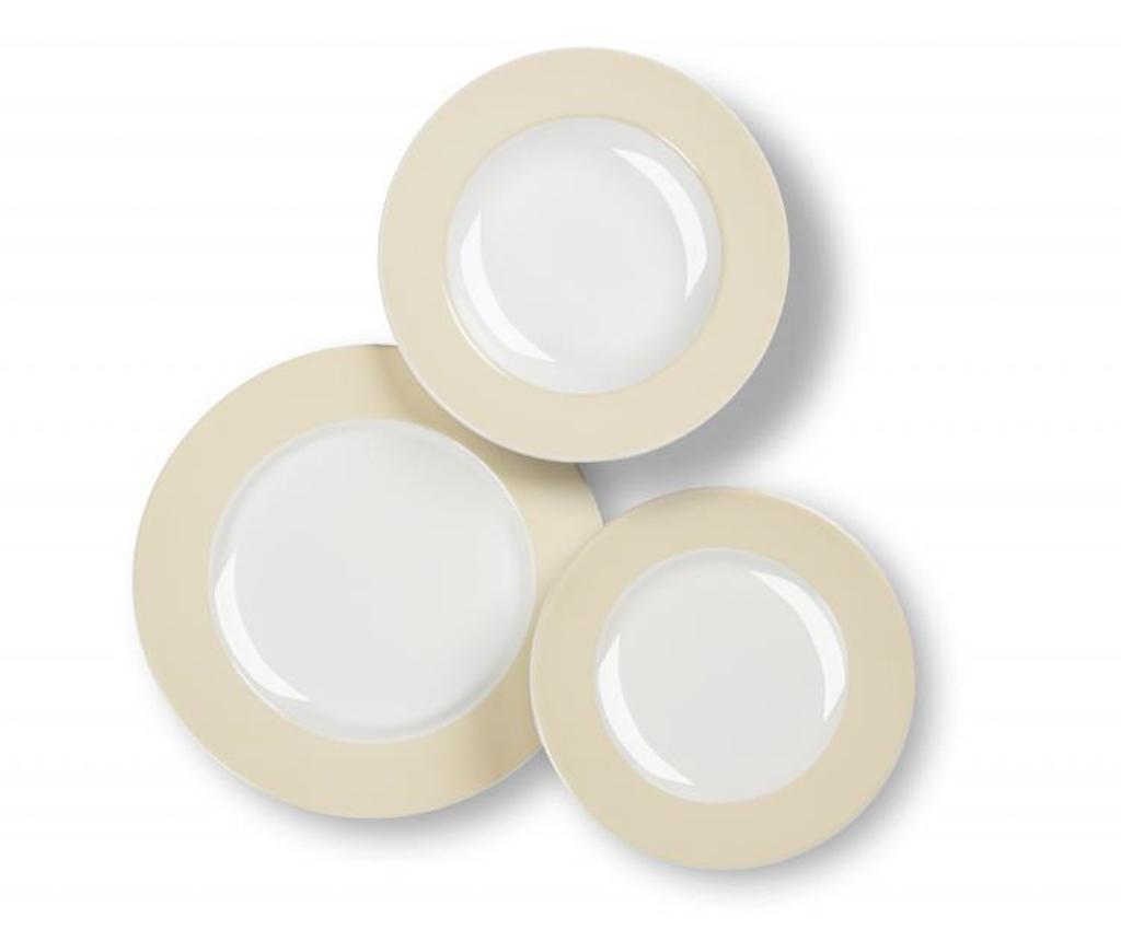 Set de masa 18 piese Wing Cream