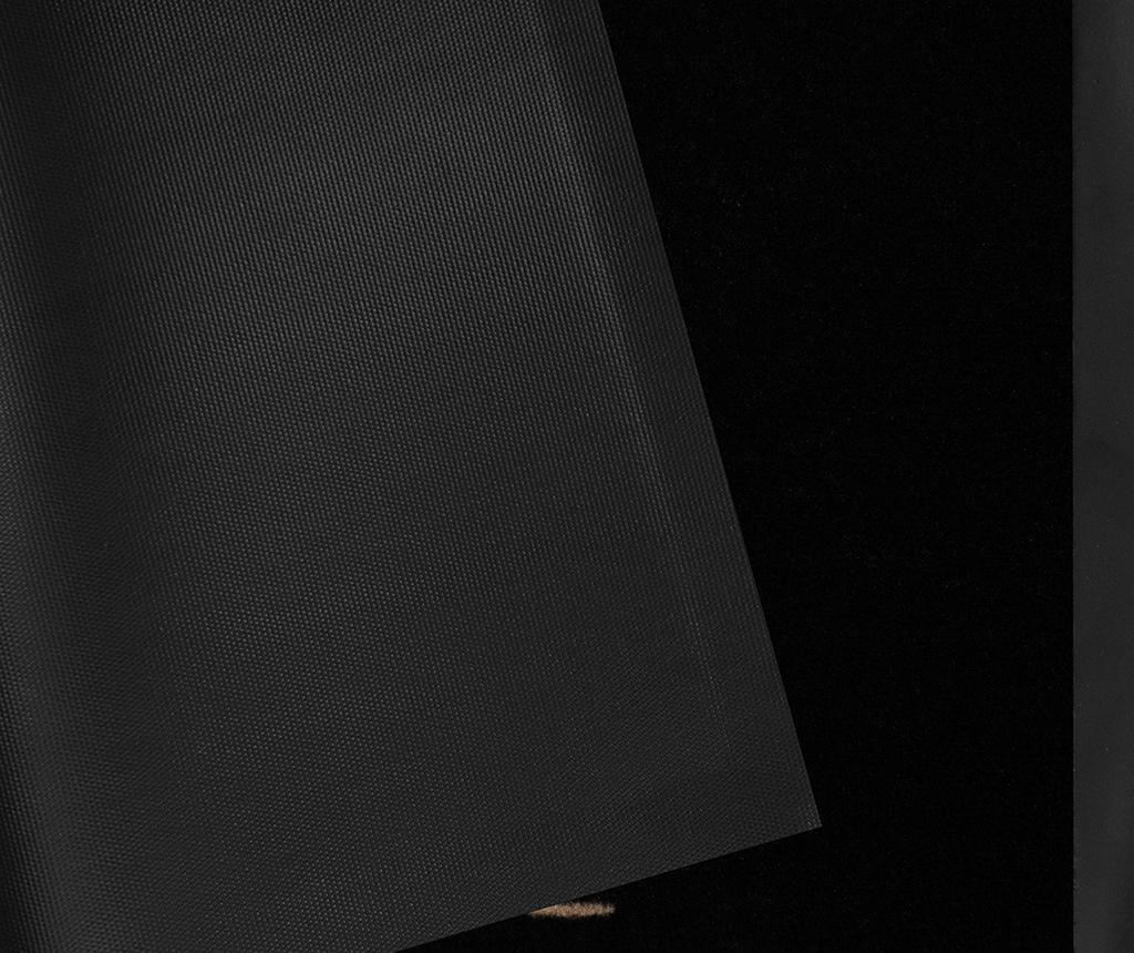 Covoras de intrare Printy Home Black Creme 45x75 cm