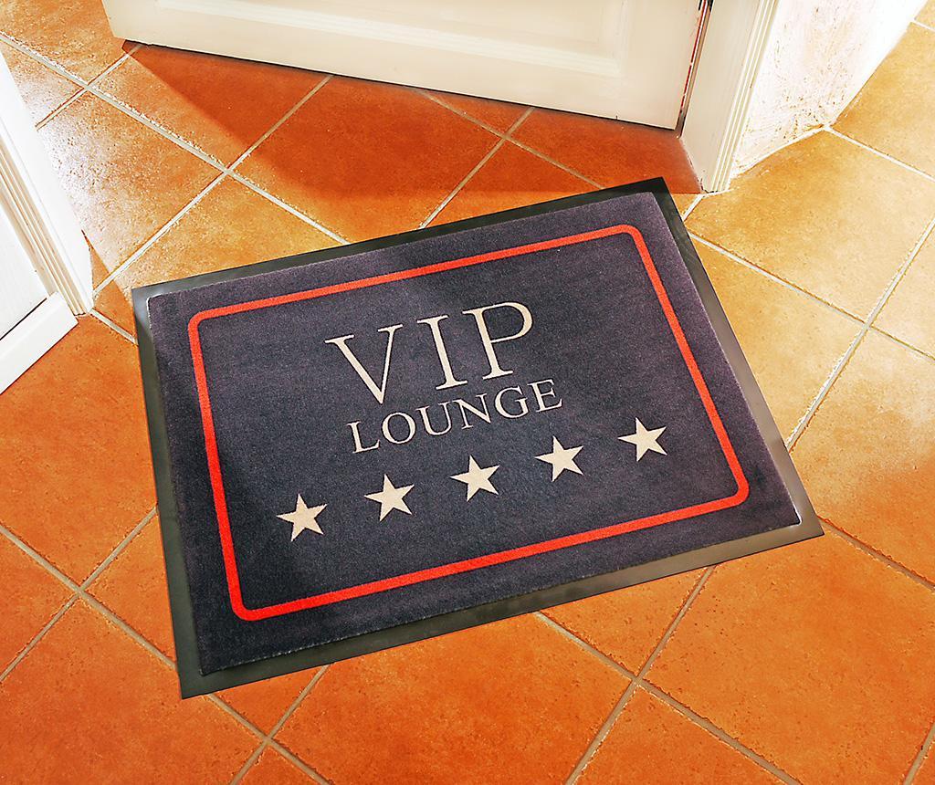 Printy VIP Black Gold Red Lábtörlő szőnyeg 40x60 cm