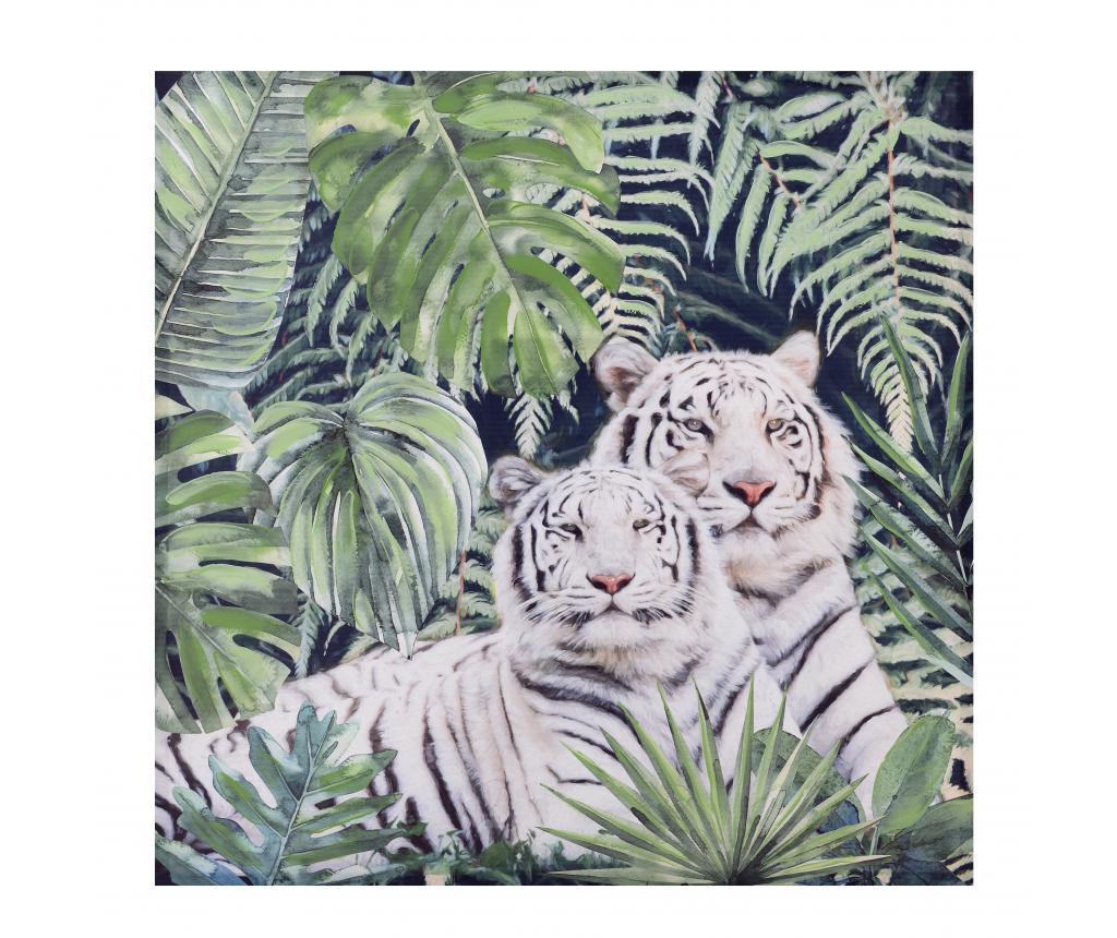 Slika Jungle Animals 100x100 cm