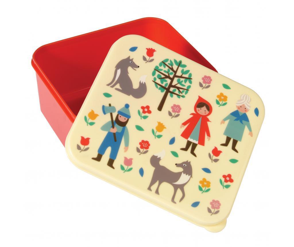 Cutie pentru pranz Red Riding Hood