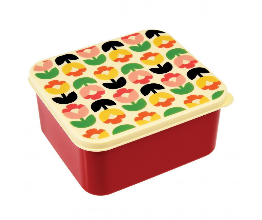 Cutie pentru pranz Tulip Bloom
