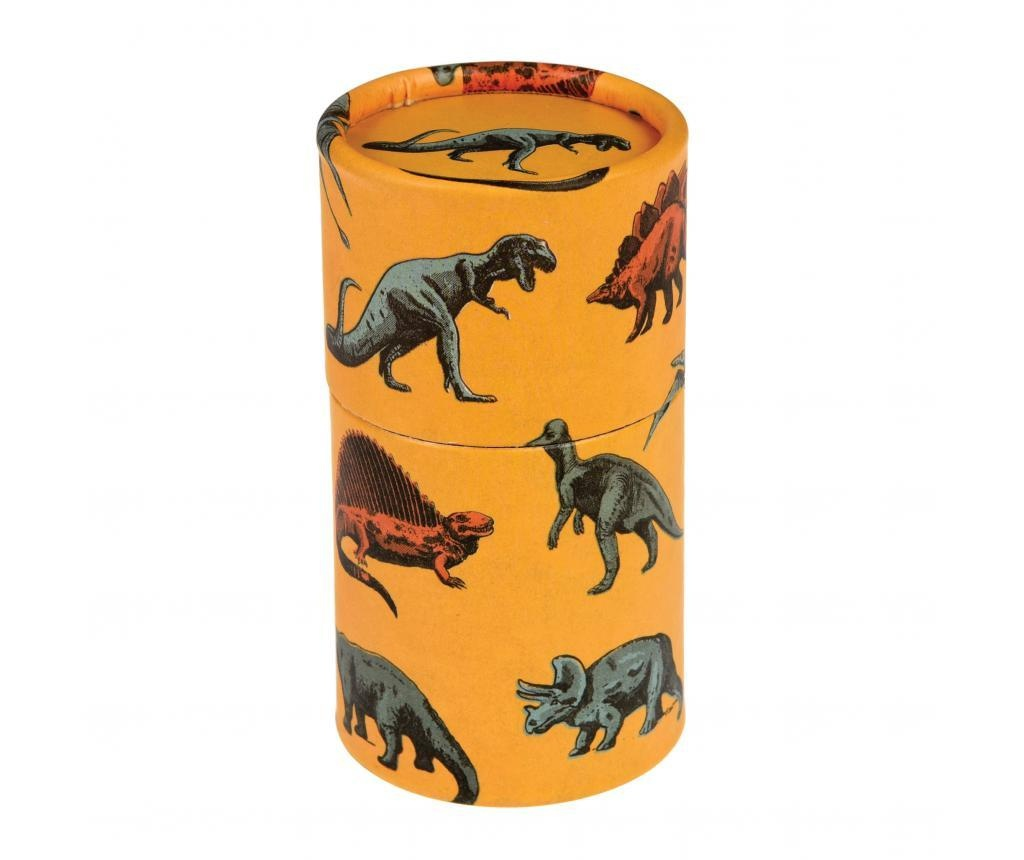 Set 36 creioane colorate Prehistoric Land