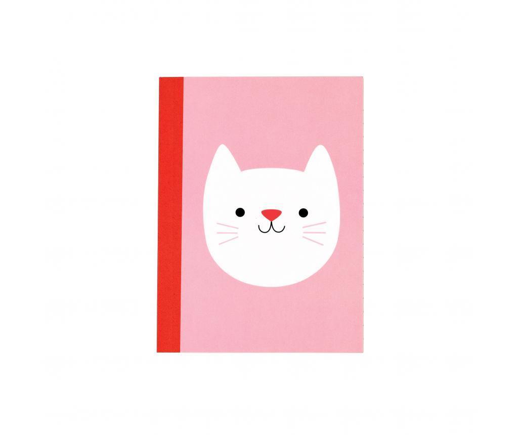 Agenda Cookie the Cat A6