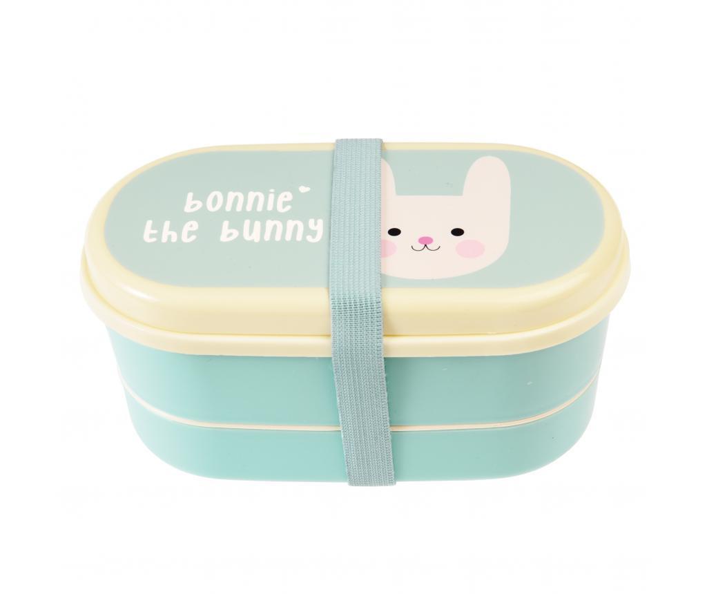 Cutie pentru pranz Bonnie the Bunny Bento