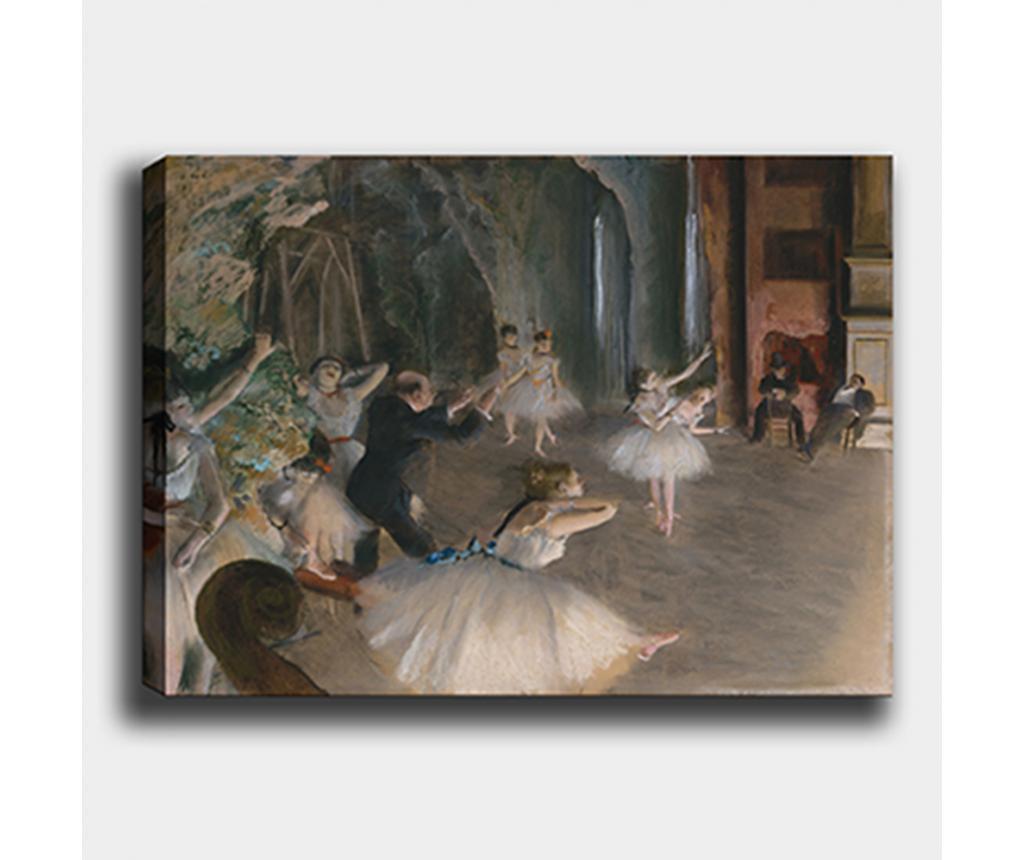 Tablou Ballet Dance Step 40x60 cm