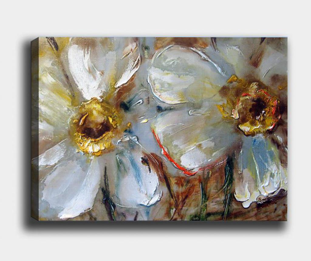 Tablou Flowers 50x70 cm