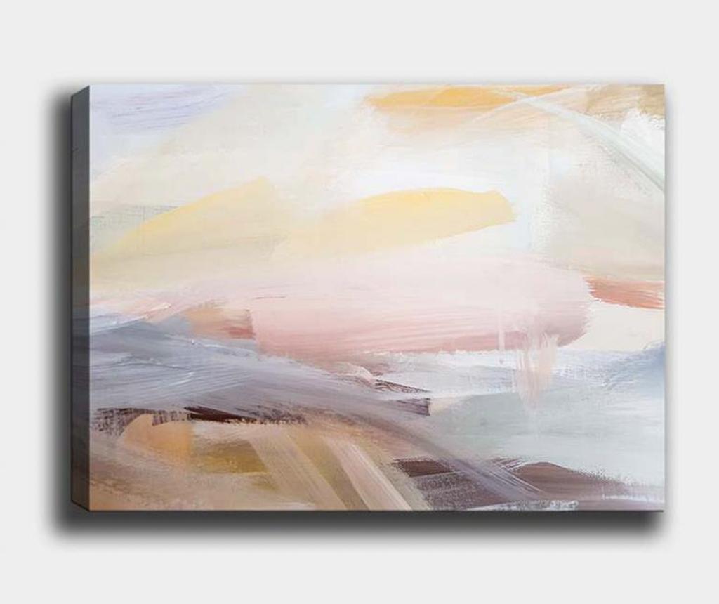 Tablou Abstract Sunrise 40x60 cm