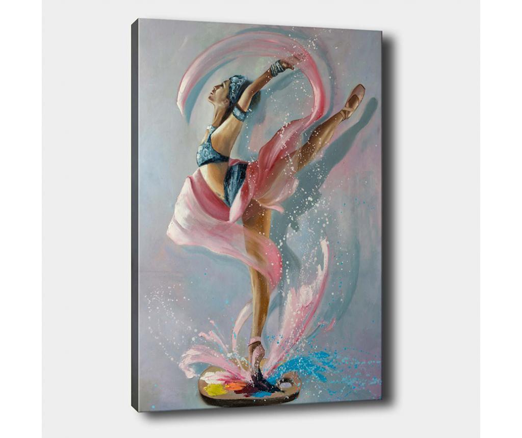 Tablou Ballerina 40x60 cm