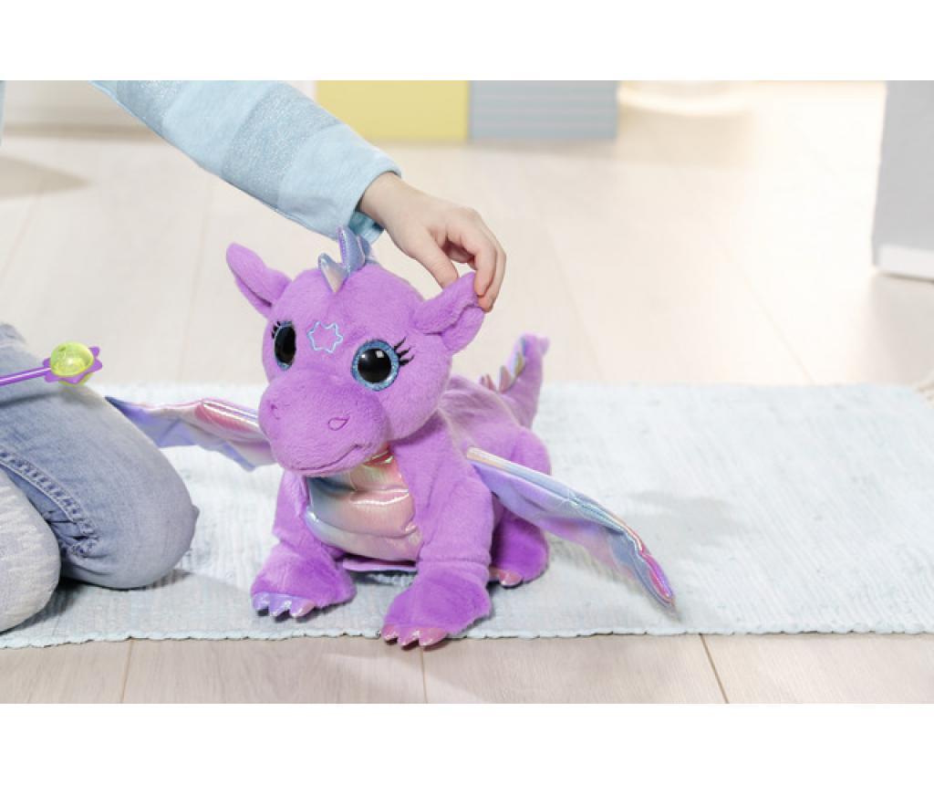 Interaktivna plišana igračka Baby Dragon