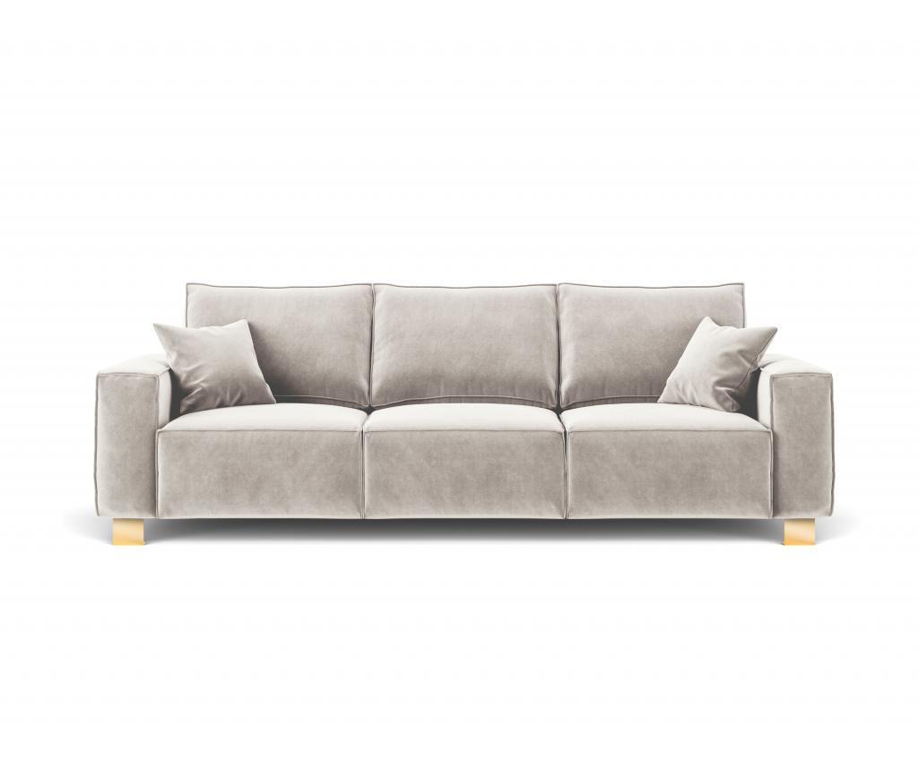 Canapea 3 locuri Opera Cream