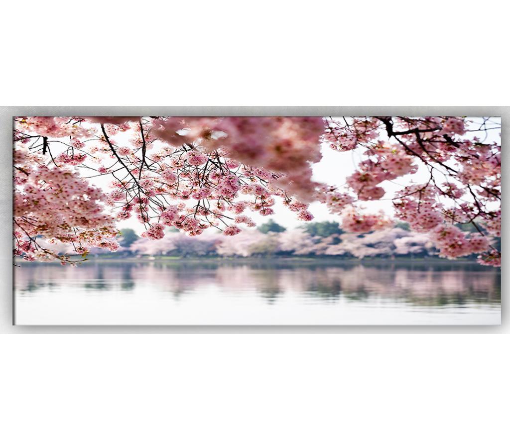 Tablou Cherry Blossom 60x140 cm