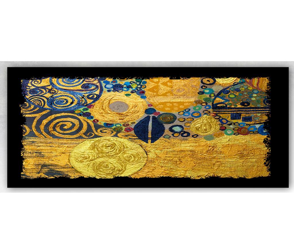 Klimt Style Kép 60x140 cm