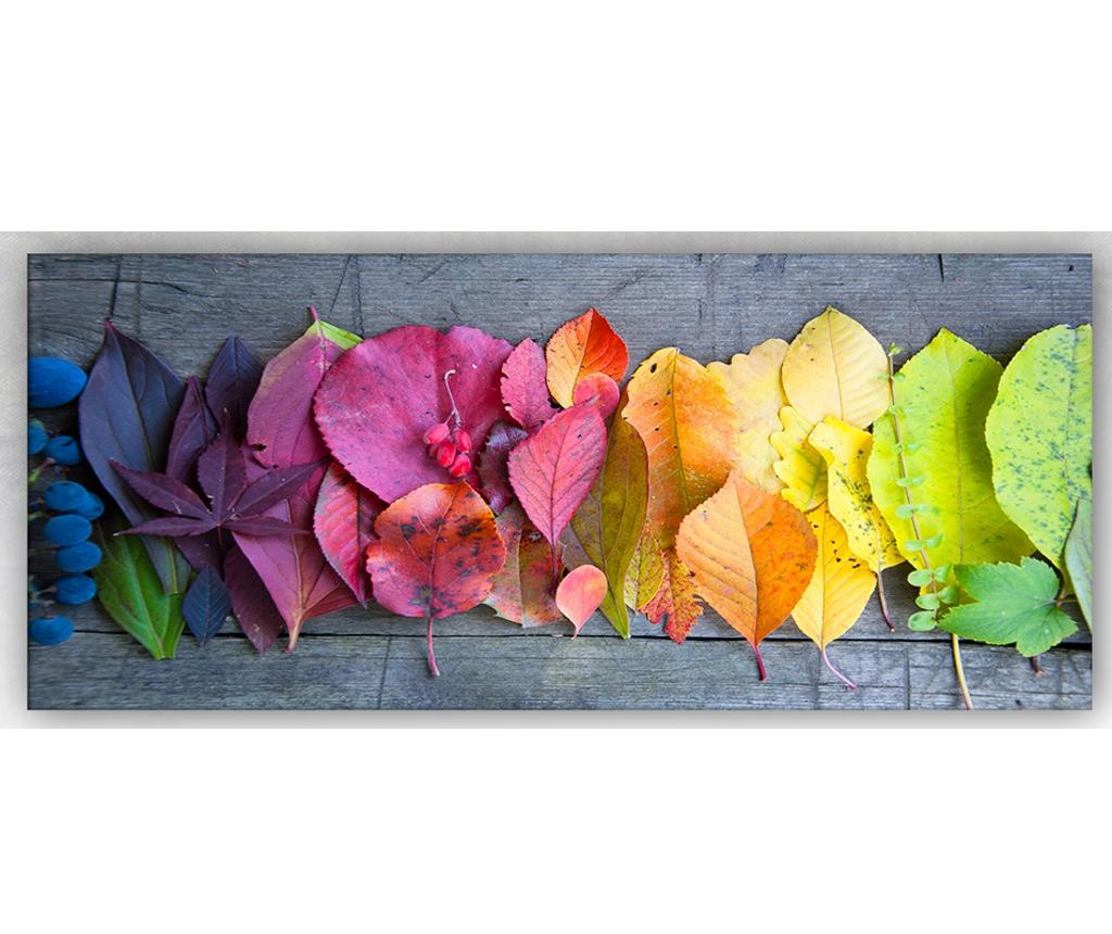 5 Leaves Kép 60x140 cm