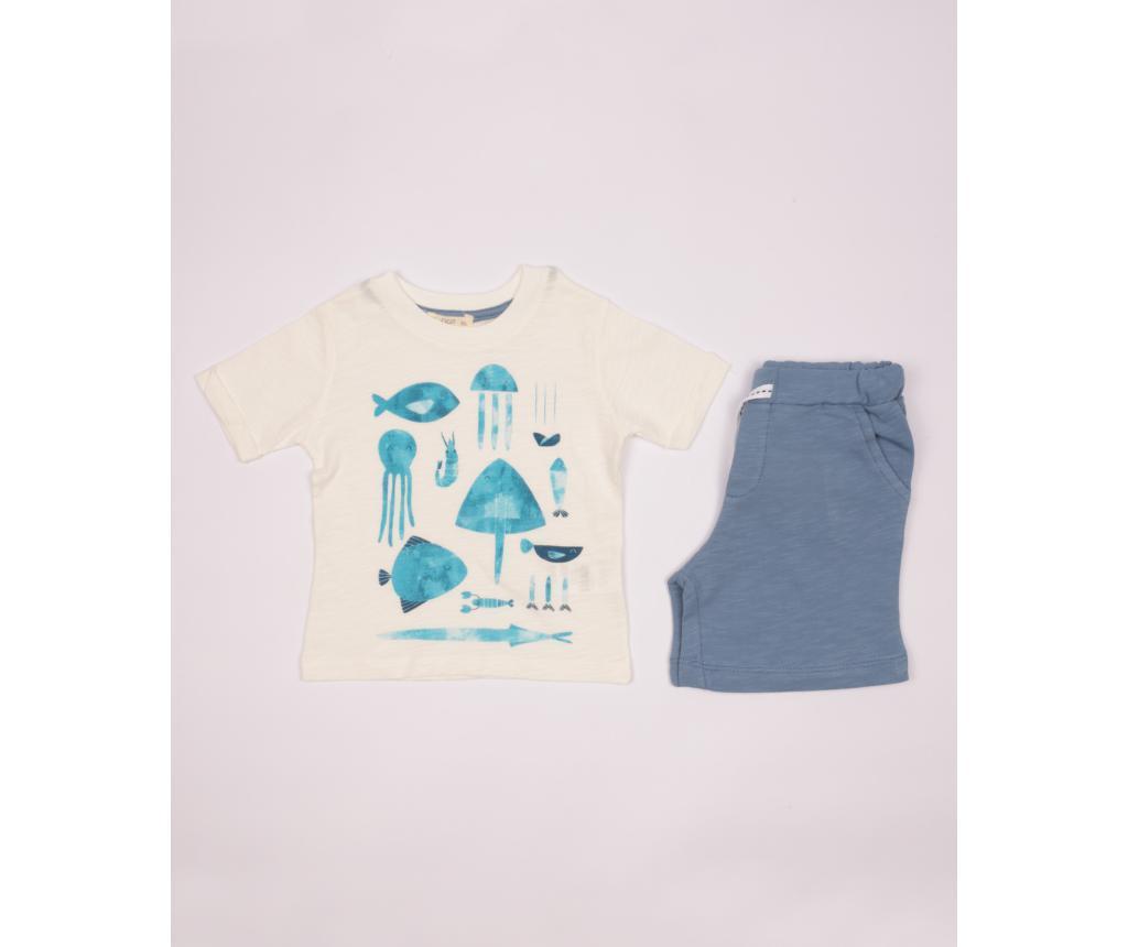 Aron Gyerek póló és rövidnadrág 3-4 év