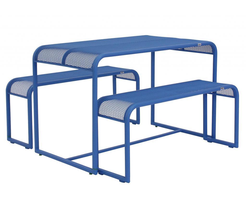 Stol za vanjski prostor Benco Blue