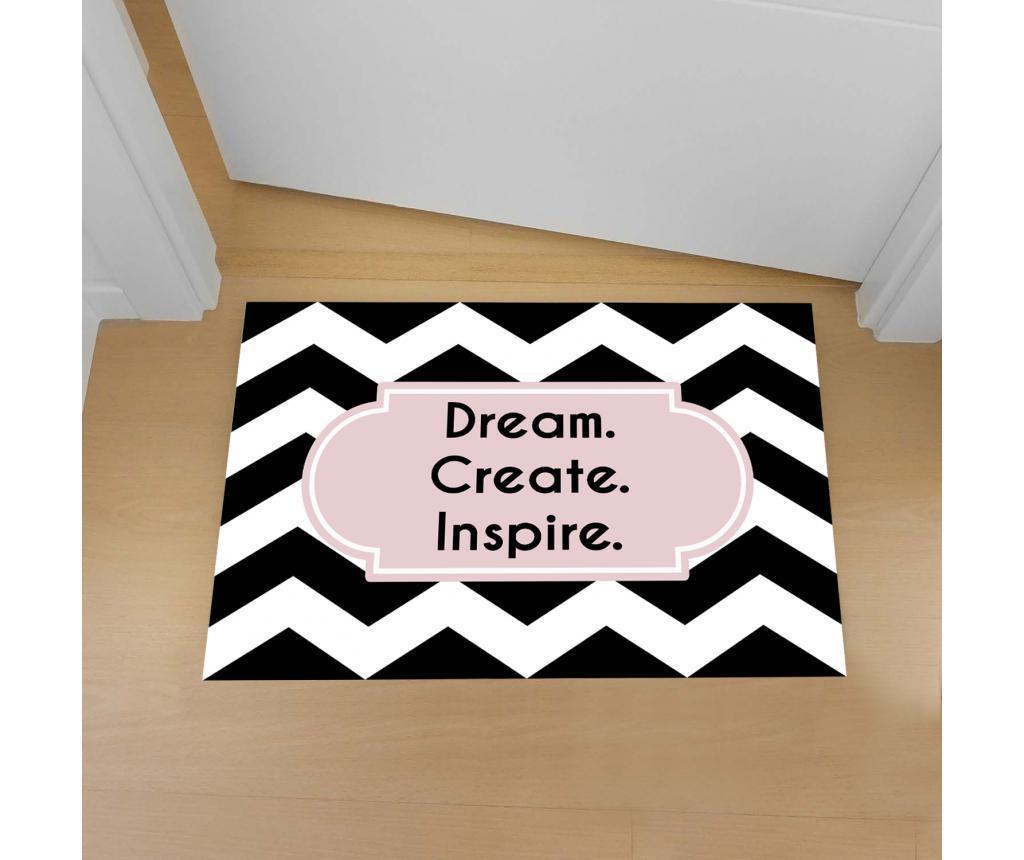 Dream Lábtörlő szőnyeg 52x75 cm
