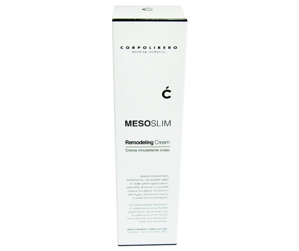 Crema modelatoare pentru corp Mesoslim Remodeling 250 ml