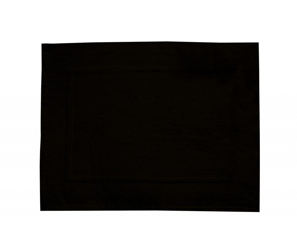 Prosop pentru picioare Paradise Black 50x70 cm