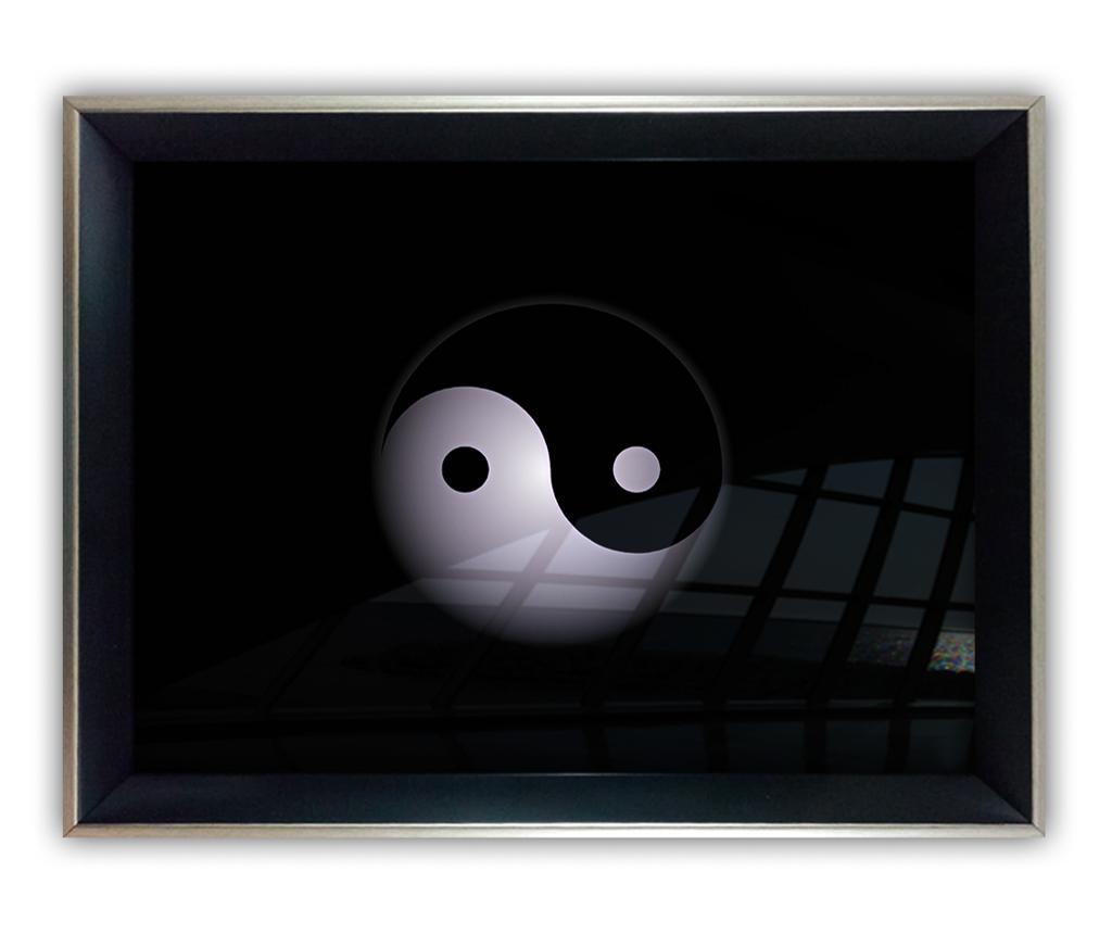 Ying Yang Kép 55x75 cm