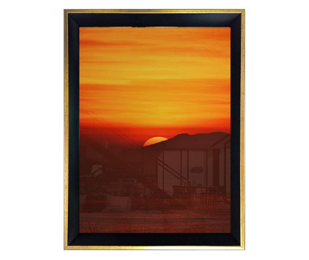 Sun Goes Down Kép 55x75 cm