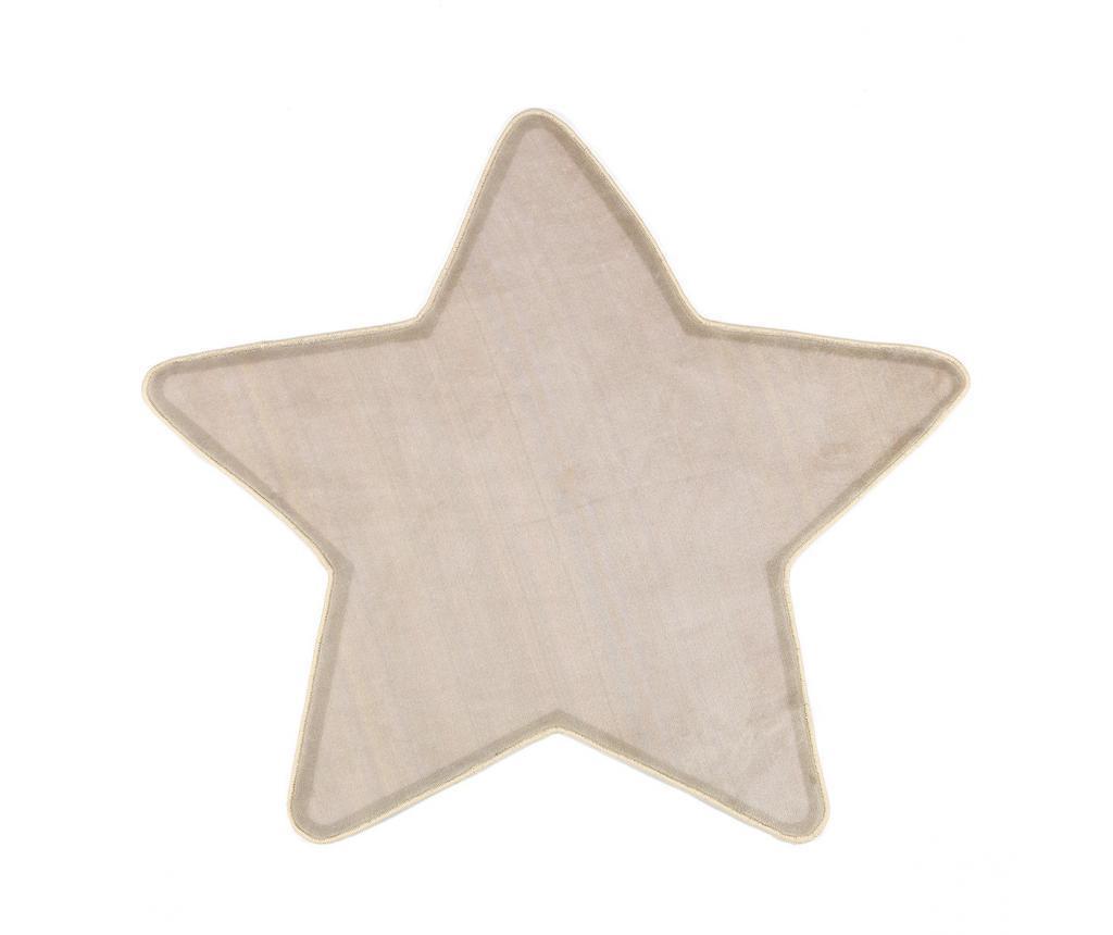 Star Beige Szőnyeg 110x110 cm
